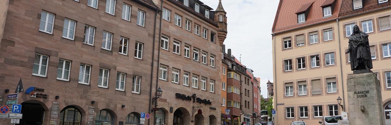 Schustergasse Nürnberg